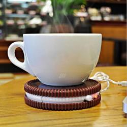 Chauffe tasse USB Cookie
