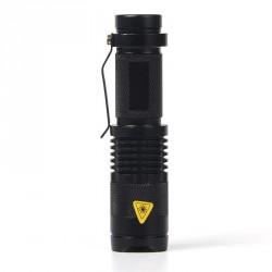 Mini lampe torche