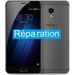 Réparation Meizu M3E - Changement d'écran