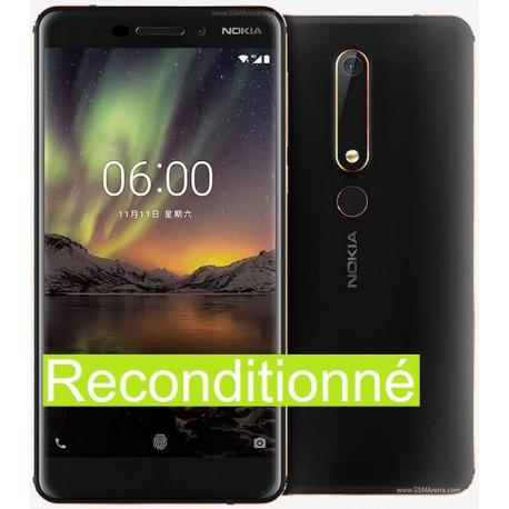 Nokia 6 2018 (TA-1054) - Reconditionné
