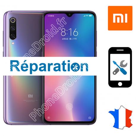 Réparation Xiaomi Mi 9 - Changement d'écran