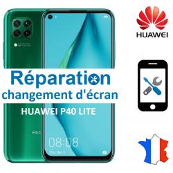 Réparation Huawei P40 Lite - Changement d'écran