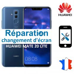 Réparation Huawei Mate 20 Lite - Changement d'écran