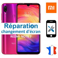 Réparation Redmi Note 7 - Changement d'écran