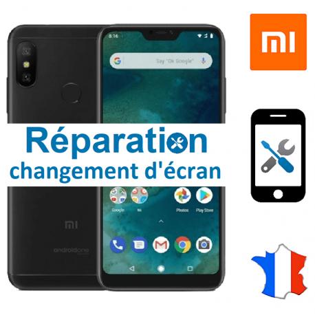 Réparation Xiaomi Mi A2 Lite/Redmi 6 Pro - Changement d'écran