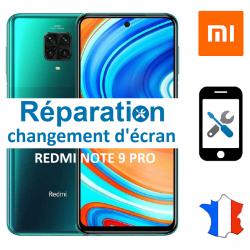 Réparation Redmi Note 9 Pro - Changement d'écran