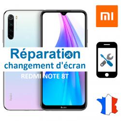 Réparation Redmi Note 8T - Changement d'écran