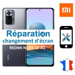Réparation Redmi Note 10 4G - Changement d'écran