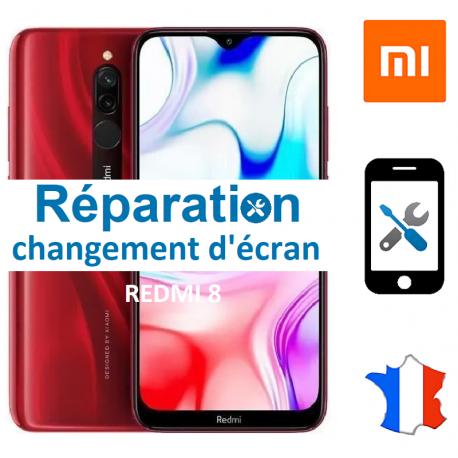 Réparation Redmi 8 - Changement d'écran