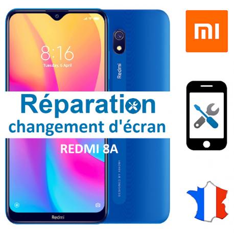 Réparation Redmi 8A - Changement d'écran