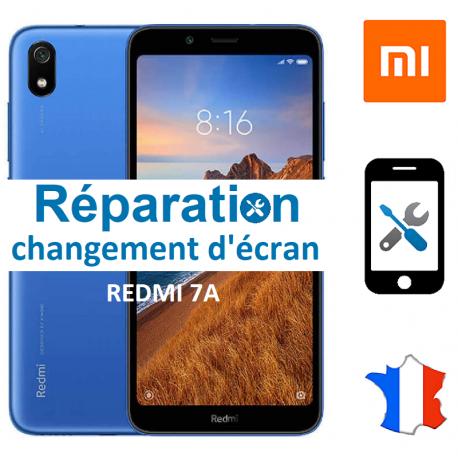 Réparation Redmi 7A - Changement d'écran