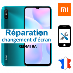 Réparation Redmi 9A - Changement d'écran