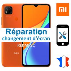 Réparation Redmi 9C - Changement d'écran