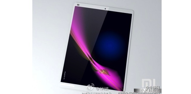 De nouvelles infos sur la tablette Xiaomi !