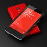 Sortie du Xiaomi Red Rice WCDMA le 5 novembre !