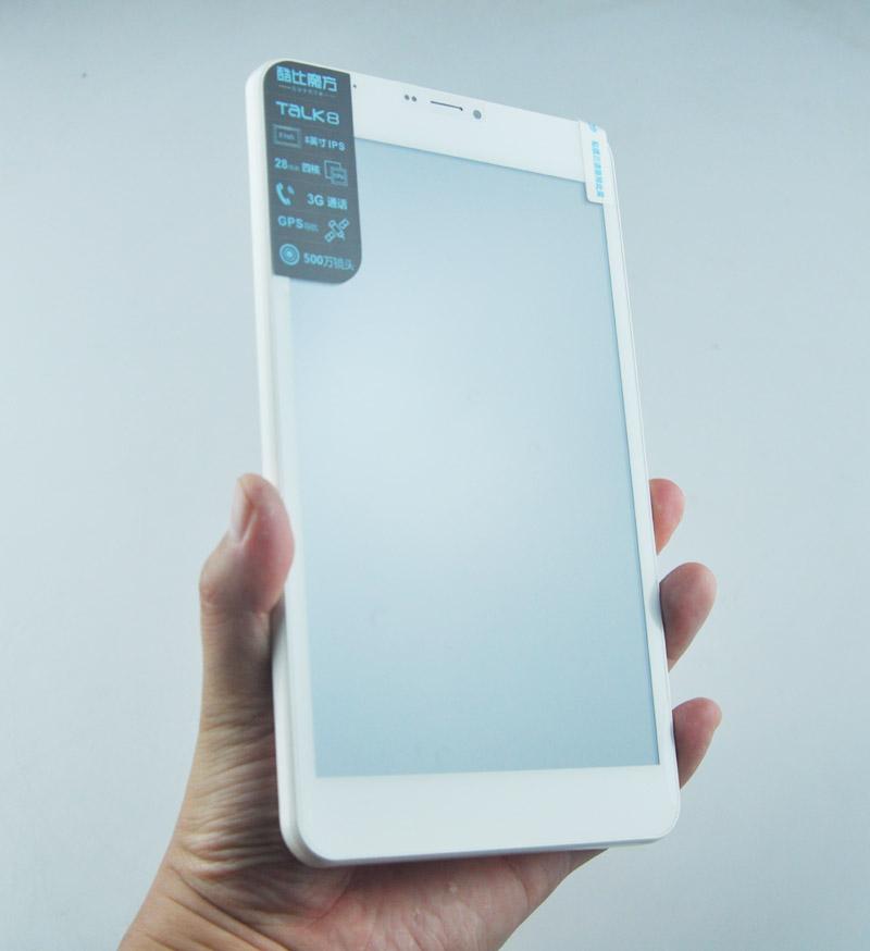 Nouvelle tablette Cube Talk 8 en approche !