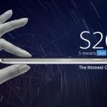 Cubot S208 : Smartphone le plus fin du fabricant !