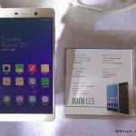 IUNI U3 officialisé : écran 2K et 4G