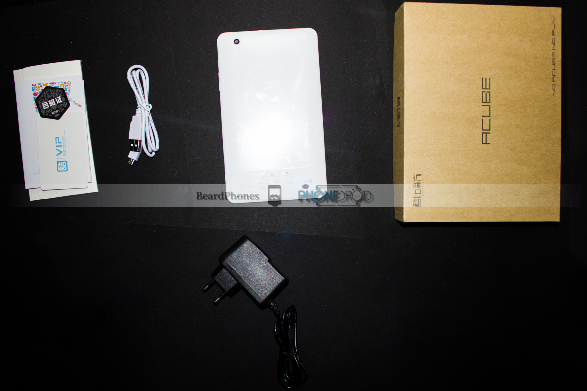 cube t7 le test de la tablette phonedroid. Black Bedroom Furniture Sets. Home Design Ideas