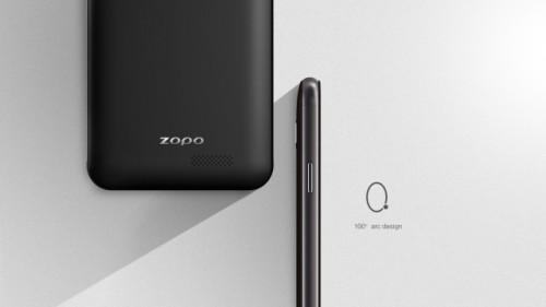 Zopo ZP532 : Nice looking new smartphone