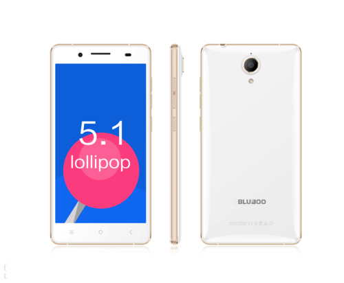 Bluboo C100: Launched with Android 5.1 Lollipop and 64 Bit