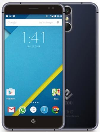 ECOO E05: A new smartphone with 3GB RAM