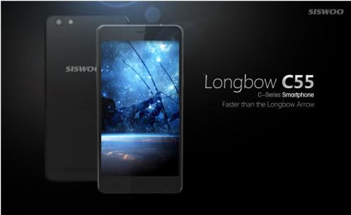 Siswoo longbow c55