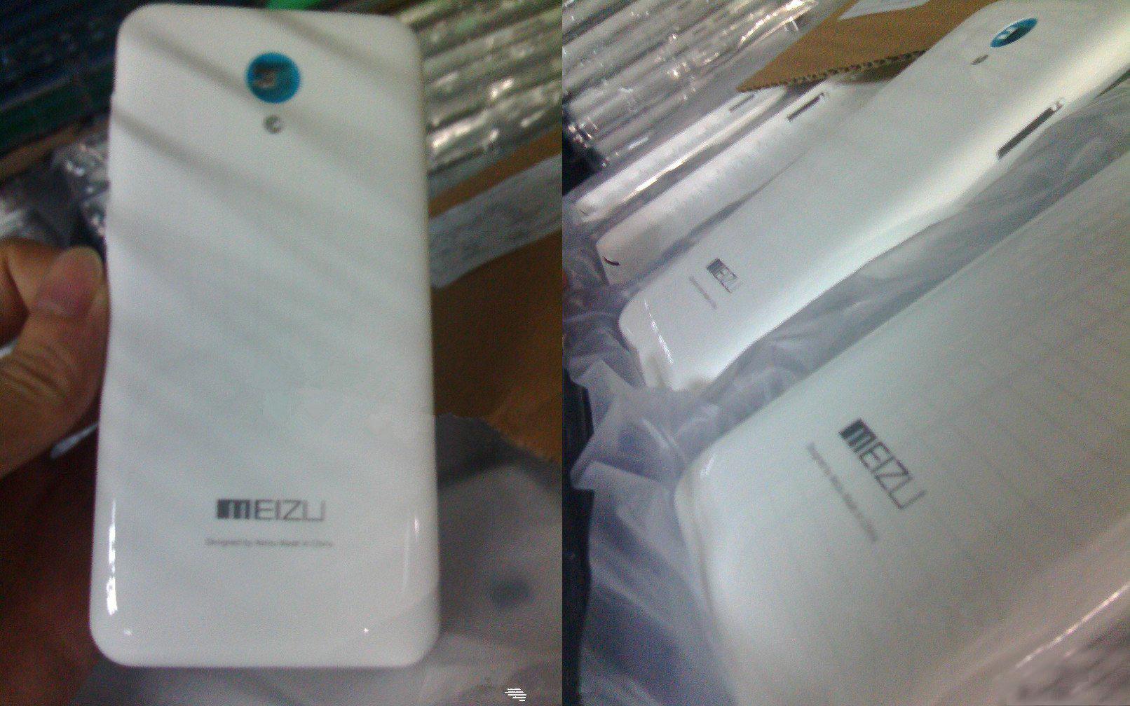 Meizu M2 : En fuite avec SoC MT6753 et 4,6 pouces