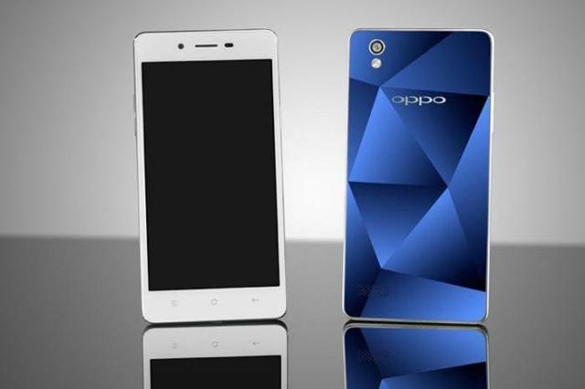 Oppo Mirror 5 : Un air de Elephone S2 chez un grand constructeur