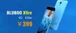 Bluboo Xfire : Probablement le smartphone 4G le moins cher !
