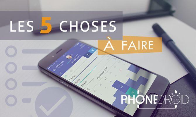 5 choses à faire lorsque vous recevez votre smartphone chinois !