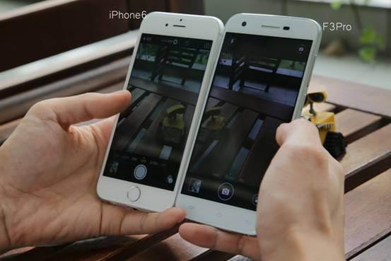 Doogee F3 Pro : Une caméra meilleure que celle de l'iPhone 6 ?