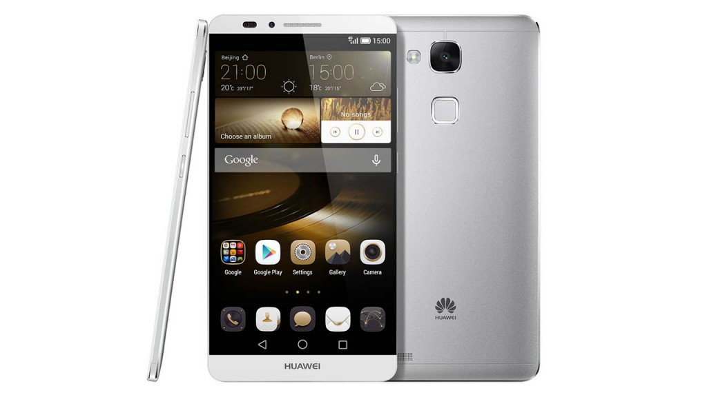 Le Huawei Mate 8 est entré en phase de production