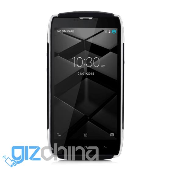 Uhans U200 : un téléphone robuste avec une batterie de 3500 mAh