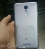 Xiaomi Redmi Note 2 Pro : tout en métal et capteur d'empreintes ?