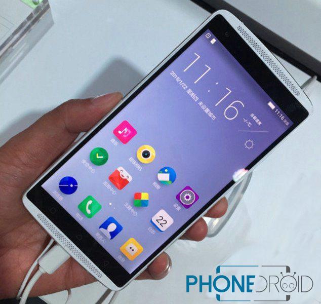 Les Lenovo Vibe X3 et X3 Lite vont êtres lancés la 3ème semaine de décembre