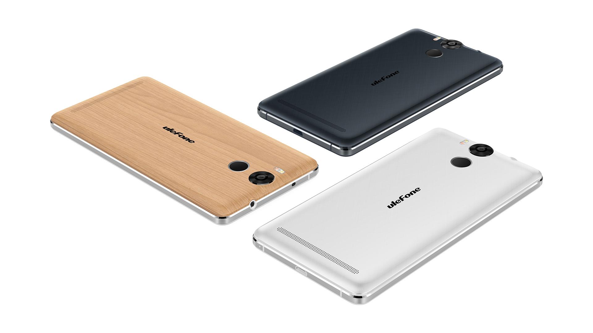 Ulefone Power lancé : batterie 6050 mAh !