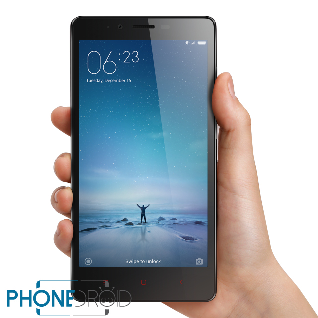 Xiaomi Redmi Note Prime : spécifications et photos