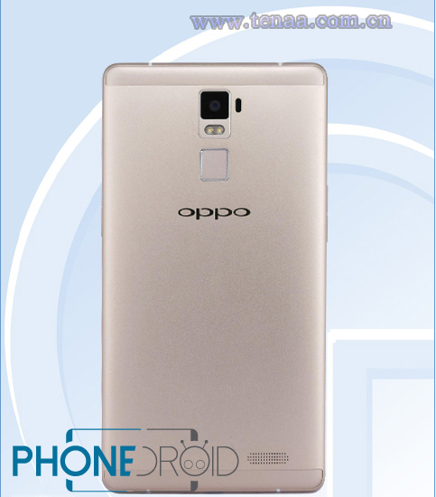 Oppo R7s Plus : 4 Go de RAM et 64 Go de stockage