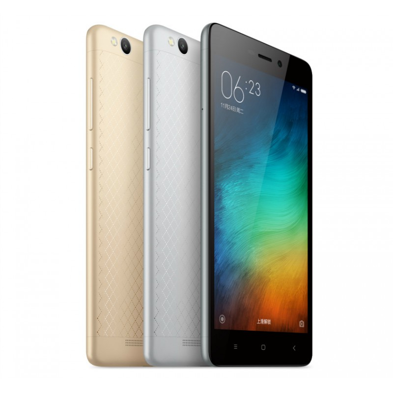 Xiaomi Redmi 3 : enfin sorti et spécifications
