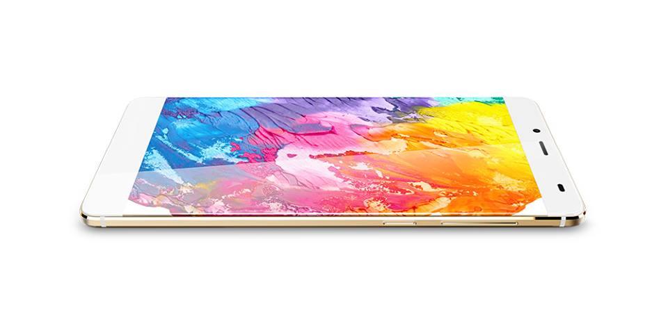 Elephone S3 : nouvelle vidéo de son écran en action
