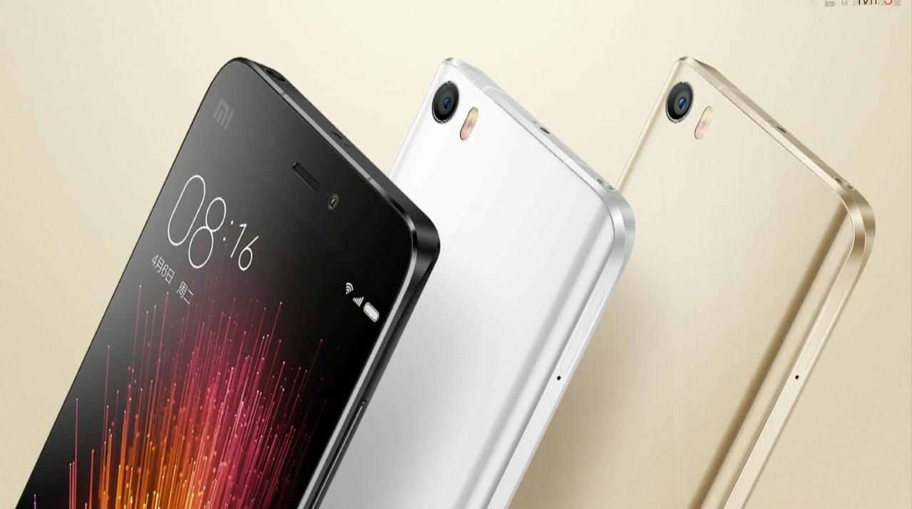 Xiaomi Mi5 : Il est enfin là !