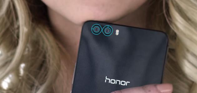 Huawei Honor V8 : un autre double capteur photo, seulement ?