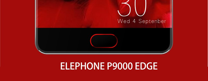 Elephone P9000 Edge : capteur d'empreintes dévoilé !
