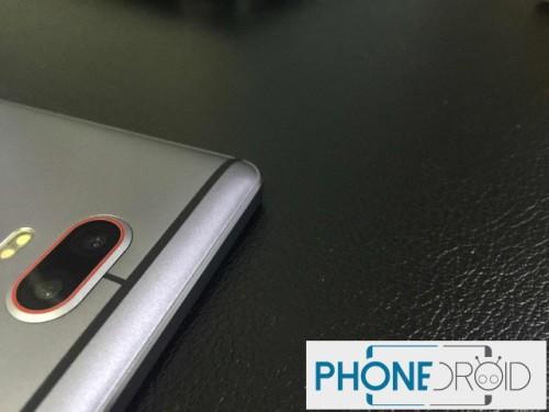 Elephone P9000 Edge : la photo qui confirme les croquis