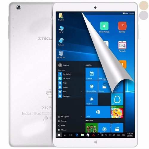 Teclast X80 Power : la concurrente direct de la Xiaomi Mipad 2