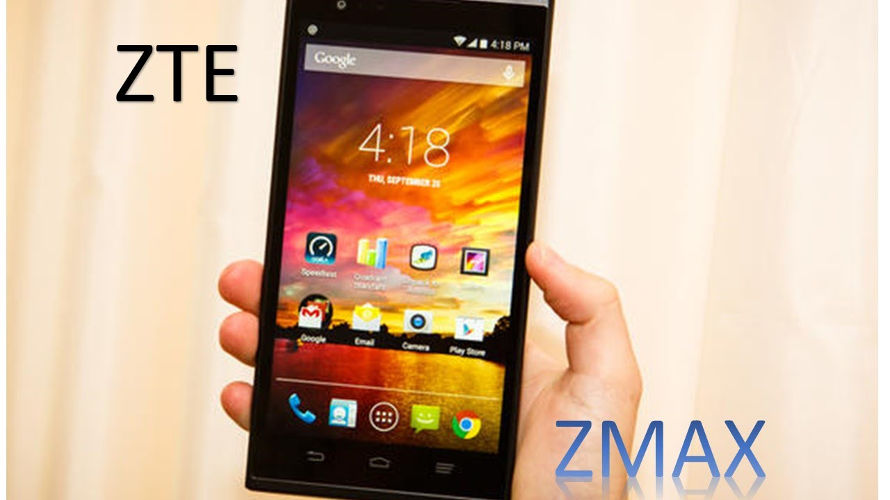 ZTE ZMax Pro, tiens-toi bien Xiaomi Mi Max !