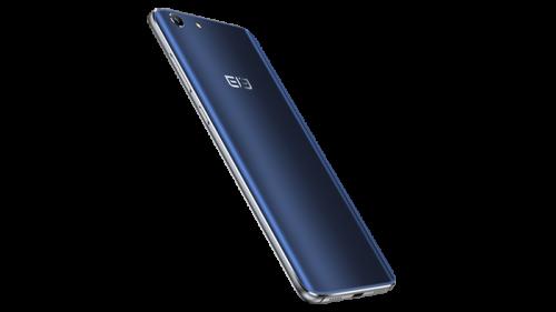 Le Elephone S7 de dos