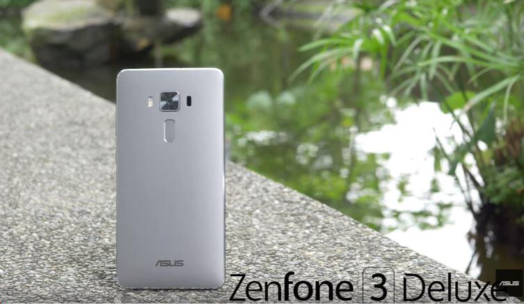 Asus Zenfone 3 Deluxe : une vraie bombe !