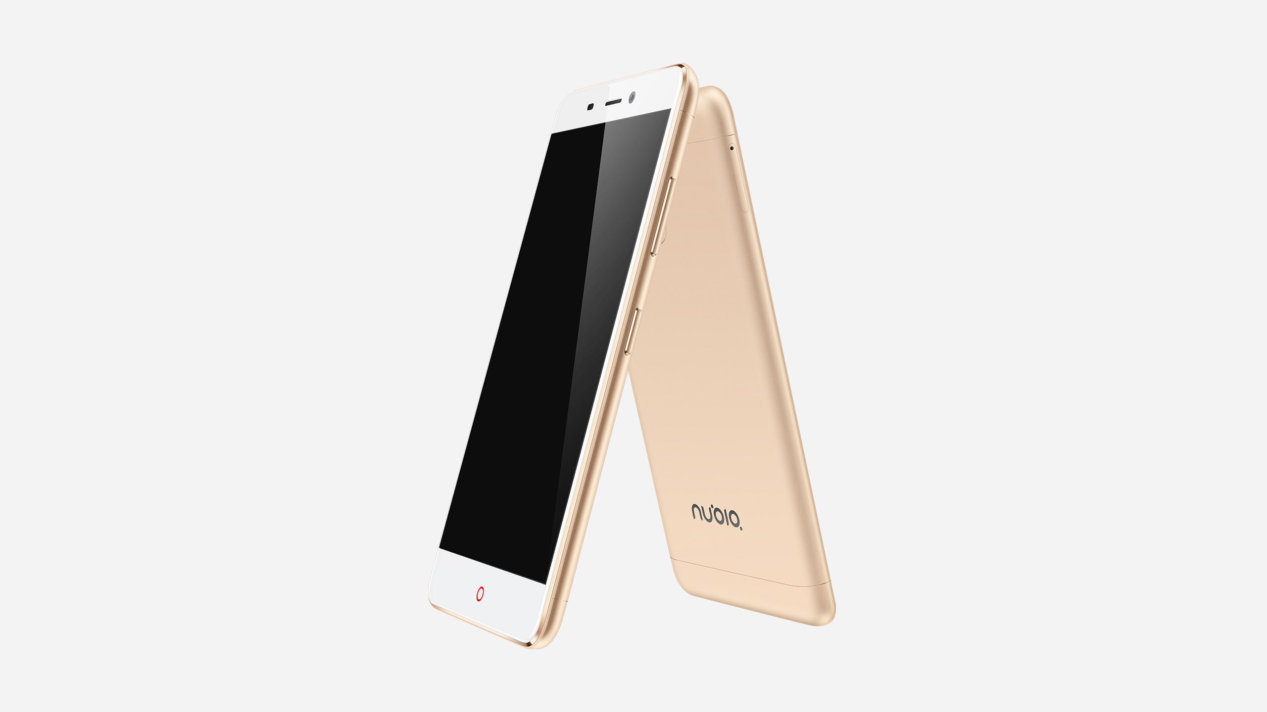 Nubia N1 : selfie phone dotée d'une belle autonomie